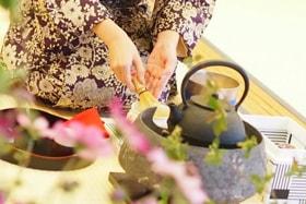 いろはの茶会の風景